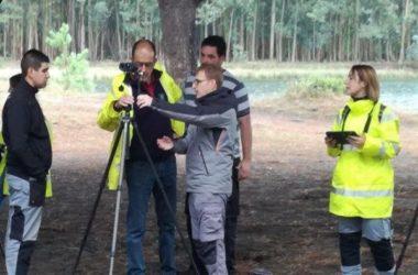 Formación básica y avanzada en el uso de la tecnología Field-Map para inventario forestal