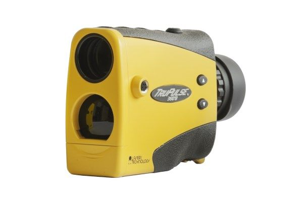 Distanciómetro/hipsómetro de gama profesional modelo TruPulse 360