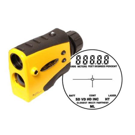 Distanciómetro-hipsómetro TruPulse 200B