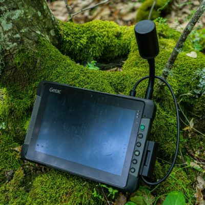 Tablet Getac T800 con GPS PPM 10XX