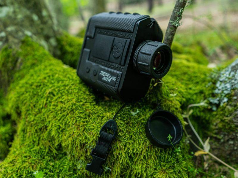 TruPulse 360R, de Laser Technology, distanciómetro láser; distanciómetros; hipsómetros