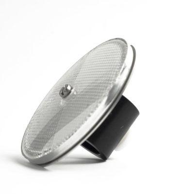 Reflector circular para la toma de datos en campo