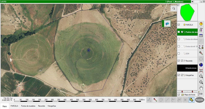 Interfaz Field-Map Data Collector