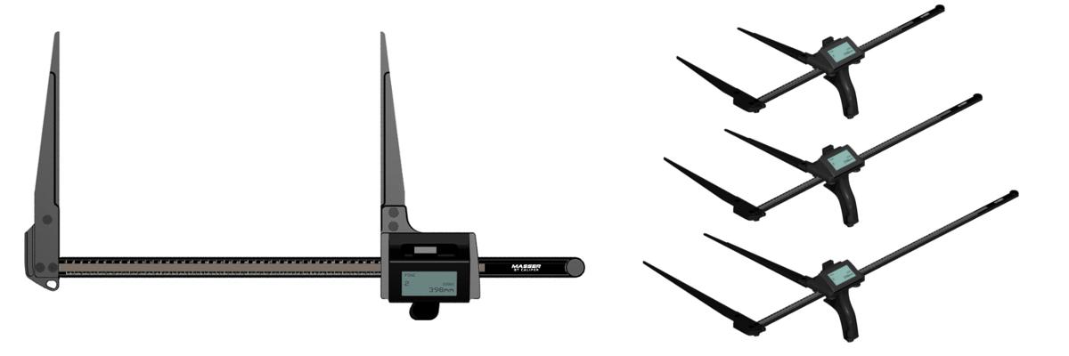 Forcípula electrónica BT Caliper de gama profesional