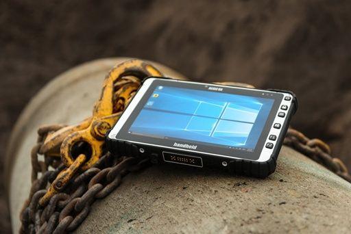 Tablets rugerizadas profesionales para trabajo en cualquier entorno