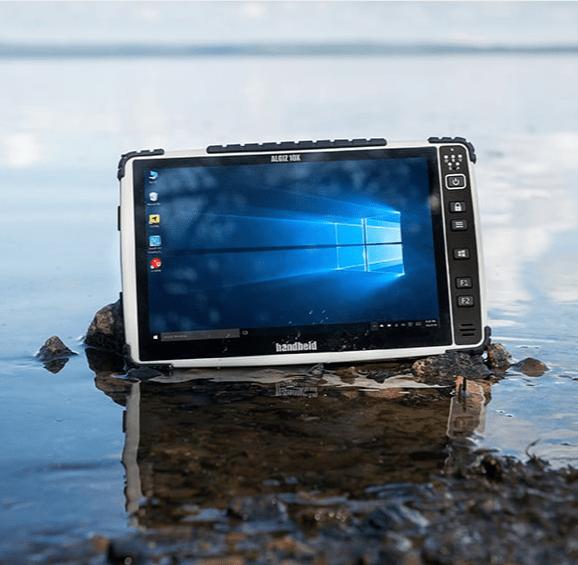 Tablet rugerizada profesional para trabajo en cualquier entorno