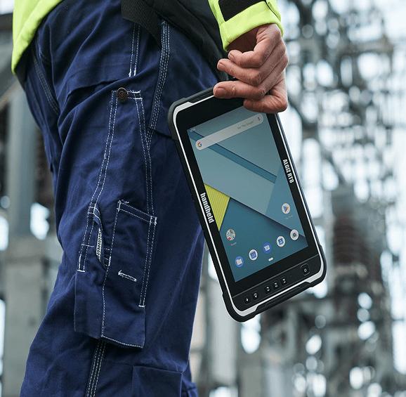 Tablet rugerizada de gama profesional Algiz RT8