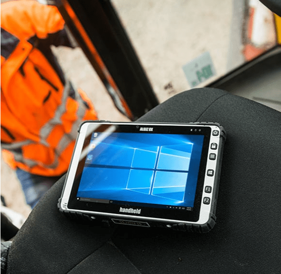 Tablet rugerizada de gama profesional Algiz 8X