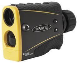 Distanciómetro/hipsómetro de gama profesional modelo TruPulse 200