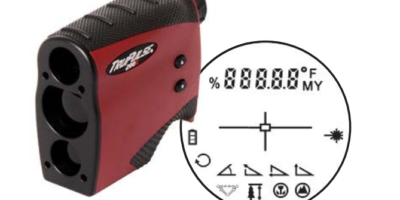Distanciómetro de gama profesional TruPulse 200L