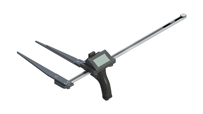 Forcípula Masser BT Caliper Mem de gama profesional rugerizada