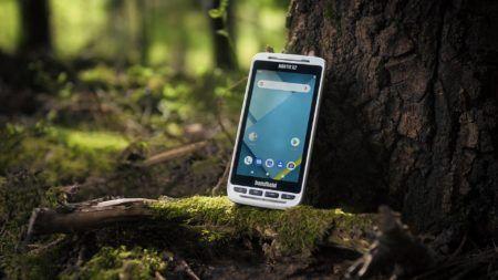 Smartphone rugerizado Handheld Nautiz X2