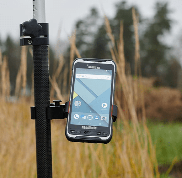 PDA rugerizada de gama profesional marca Handheld