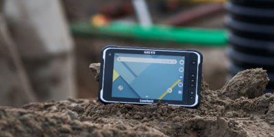 Tablet rugerizada profesional Handheld Algiz RT8
