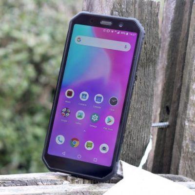 Smartphone rugerizado de gama profesional BMK-ES60