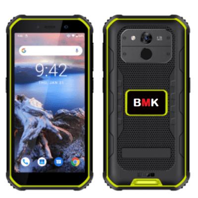 Smartphone rugerizado de gama profesional BMK-ES80