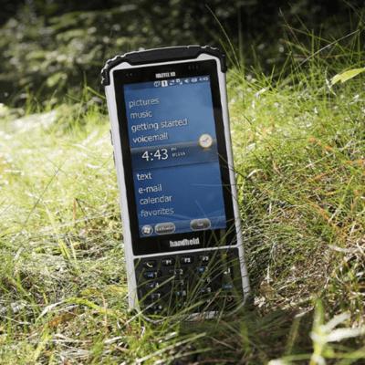 PDA Nautiz X8