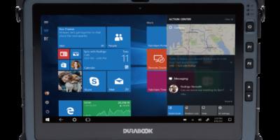 Tablet rugerizada profesional Durabook U11
