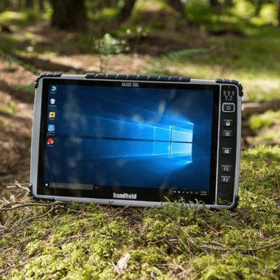 Tablet rugerizada Handheld Algiz 10X