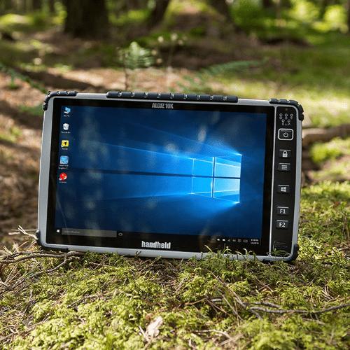 Herramientas Forestales Tablet rugerizada Handheld Algiz 10X