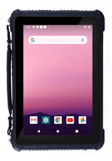 Tablet rugerizada de gama profesional BMK Q10XL