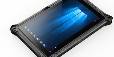 Tablet rugerizada de gama profesional BMK Q10X