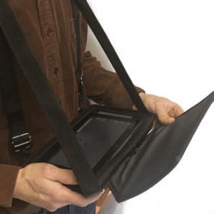 Arnés para hombros para tablet